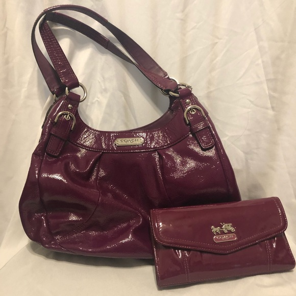 Coach Handbags - Authentic Coach Set